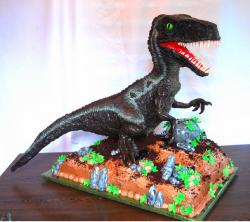 TRex Cake by Artisan Cake Company