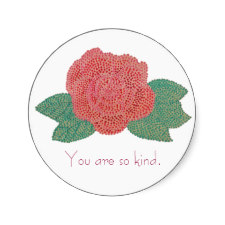 You Are Kind Stickers