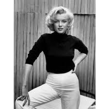 Marilyn in Timeless Cashmere