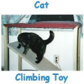 Cat Climbing Toy Furniture to Build