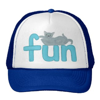 Fun Cat Hat