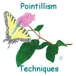 Pointillism Techniques; Definition and How To Explained with Illustrations
