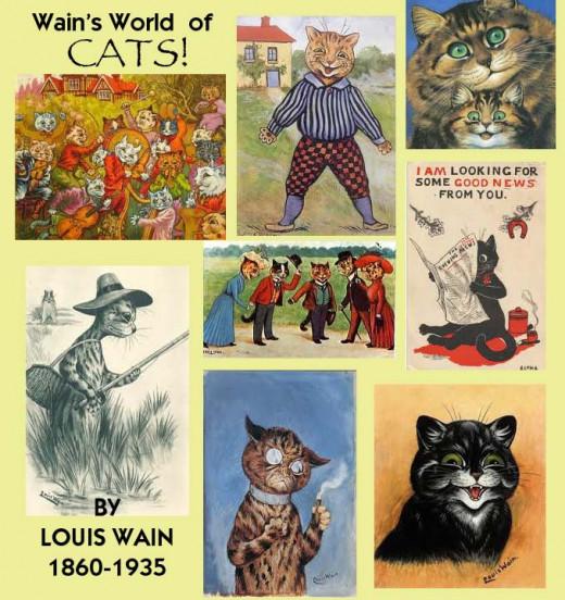 Wain's Cats