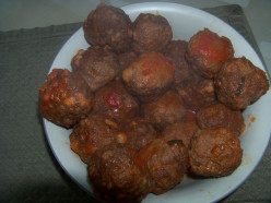 Simple Homemade Meatball Recipe