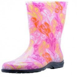 Sloggers Waterproof Rain Boots for Women