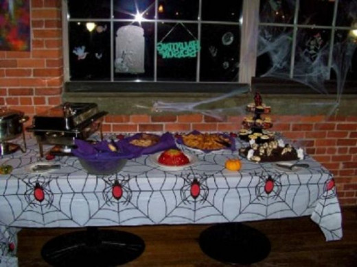 Halloween Display from rnhealthinfo