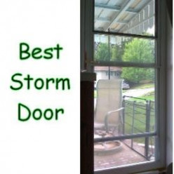 Best Storm Door with Retractable Screen, a personal review