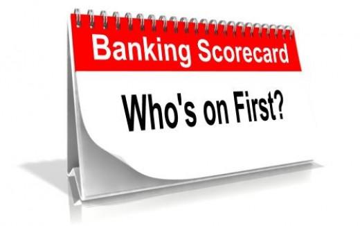 A Banking Scorecard