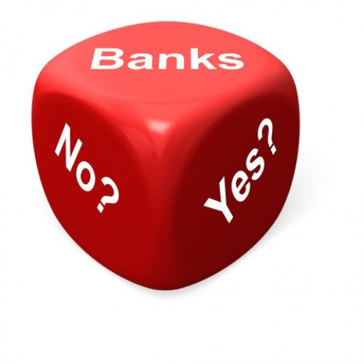 Are Banks Saying Yes or No?