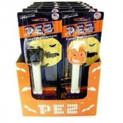 Halloween Pez - Candy, Dispensers and Pez Clothing