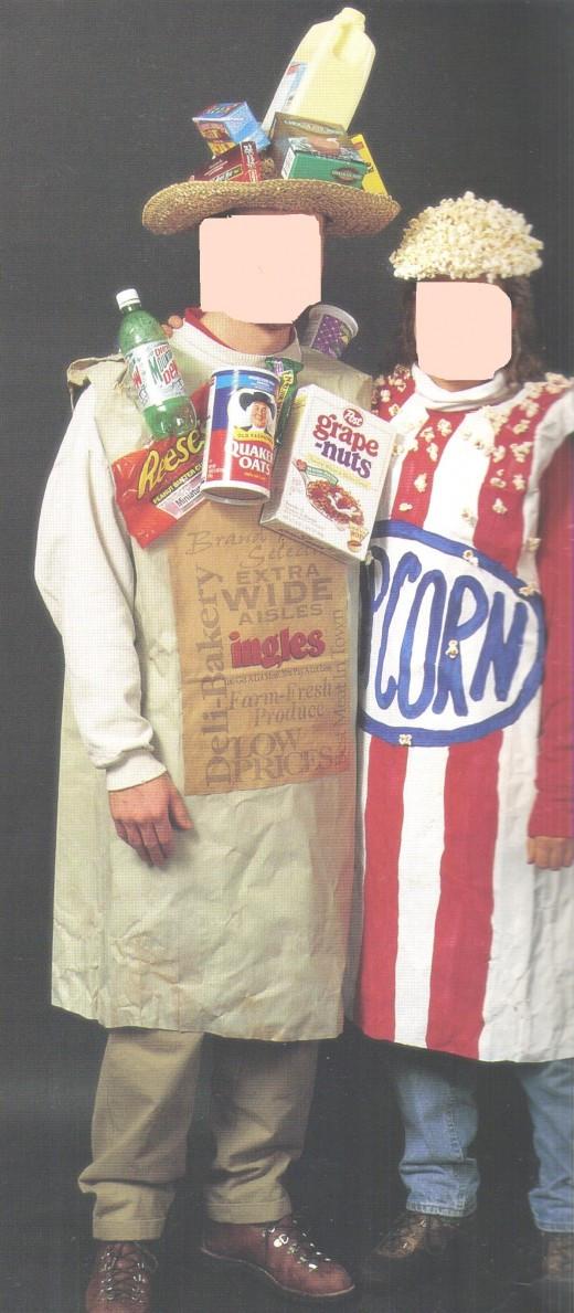 Crazy Costume Ideas