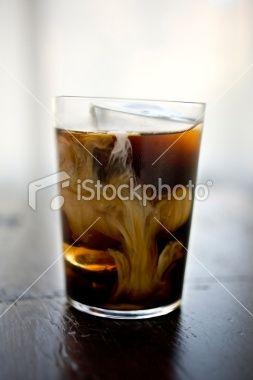 Black Magic Cocktail