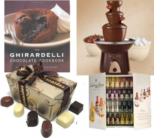 Chocolate Gifts ideas