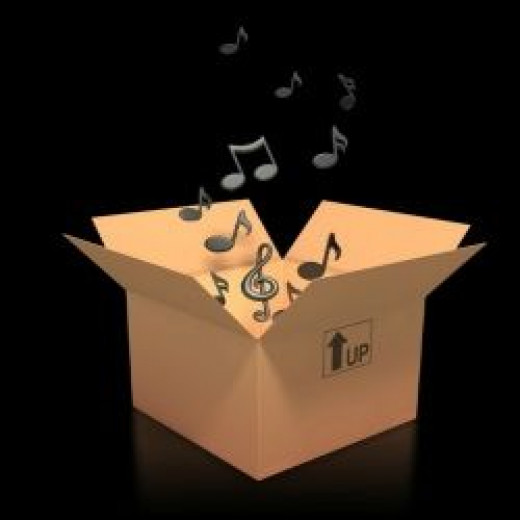 A Music Box for the Economy