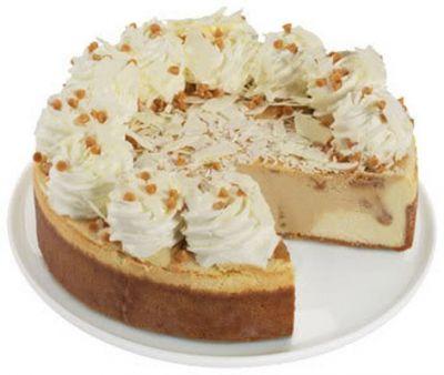 Autumn Rise Cheesecake
