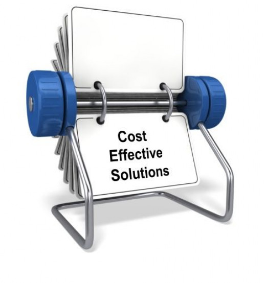 Cost Effective Solutions