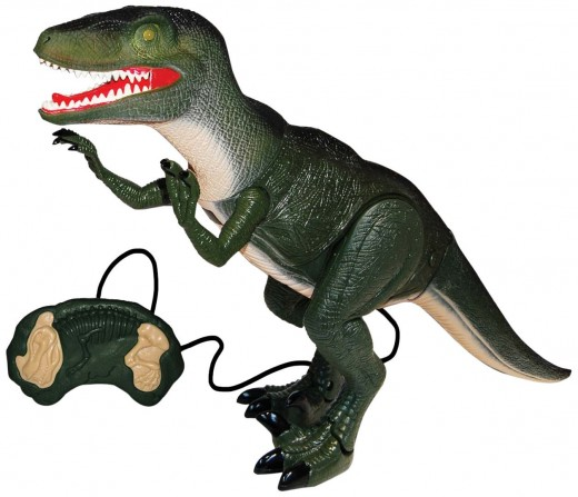 Looking for a remote controlled dinosaur toy under $40? This one is for you! And it gets great reviews too.