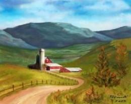 Red Barn Hillside Farm