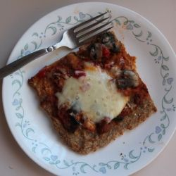 Wheat Free Pizza
