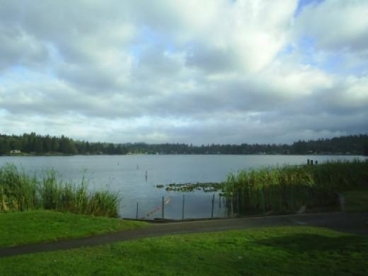 Kitsap Lake - Bremerton, WA