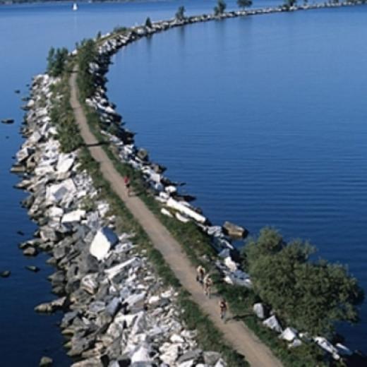 Colchester River Island