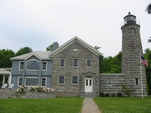 Cumberland Head, Plattsburgh, New York