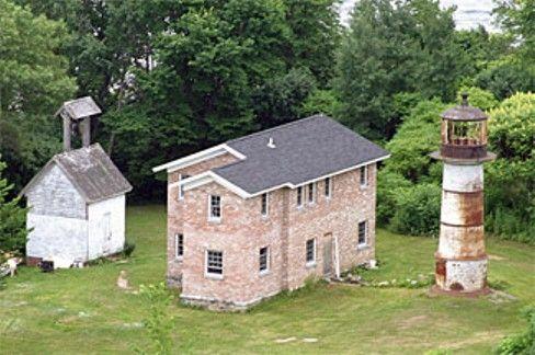Juniper Island, Vermont