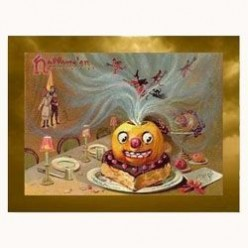Halloween Postcards and Zazzle to HubPages Tips