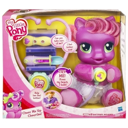 My Little Pony So Soft Doctor Pony