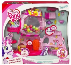 My Little Pony Ponyville Feature Playset