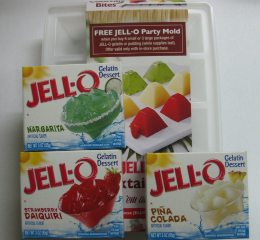 The Ultimate Jello Party Pack