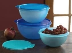 Tupperware Wonderliers - The Original Nesting Bowls