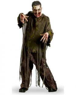 Dark Zombie Adult Costume - find more on Amazon with the links to the left.