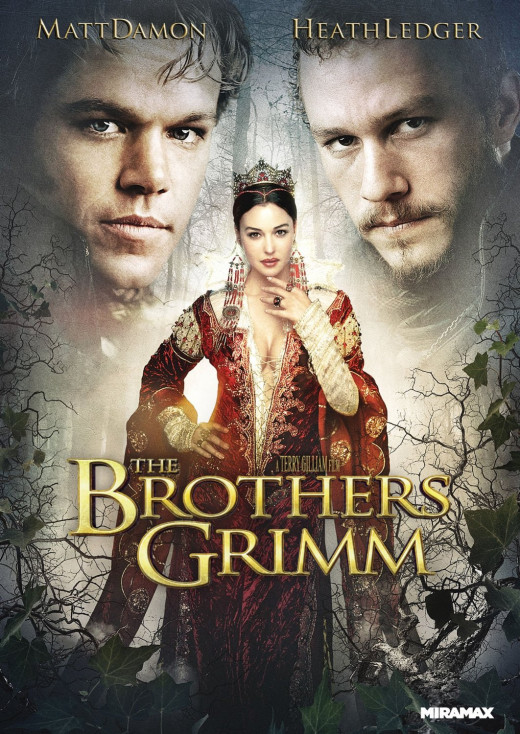 The Brothers Grimm (2005) on Amazon