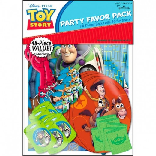 Toy Story 3 Party Favor Pack