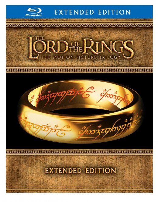 Lord of the Rings trilogy movies