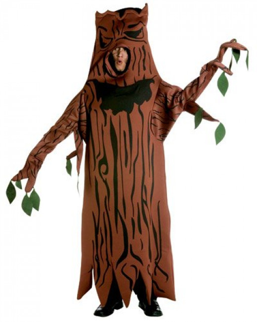 Rasta Imposta Unisex Scary Tree Adult Costume on Amazon
