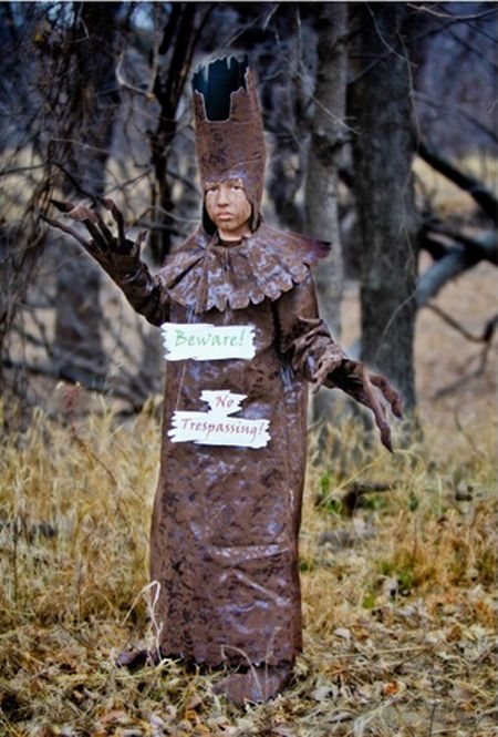 Child Scary Tree Costume on Amazon