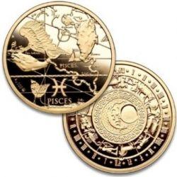 Zodiac Series 900 Proof Fine Gold Set of 12