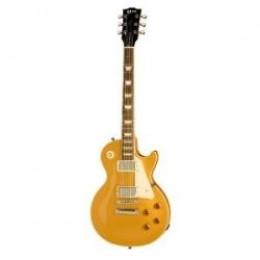 Gibson Les Paul Standard Electric Guitar, Gold Top