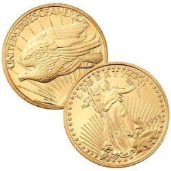 1933 20 Dollar Gold Proof