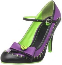 T.U.K. Women's A7995L Maryjane Pump