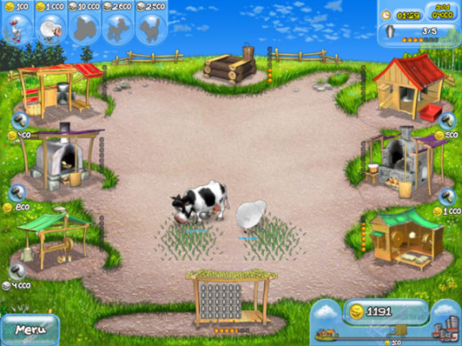 Farm Frenzy Gameplay