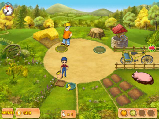 Farm Mania Gameplay
