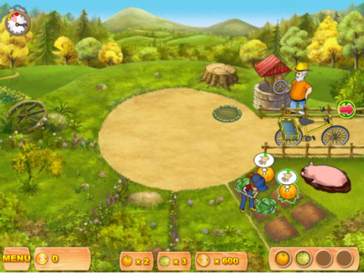 More Farm Mania Gameplay