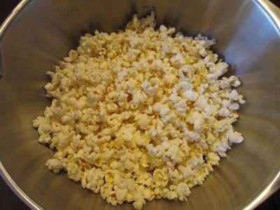 Pass the Popcorn Please!