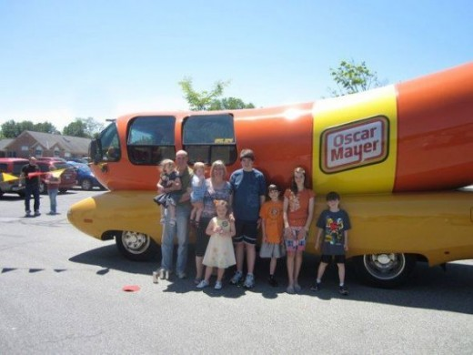 Our Wienerful family portrait