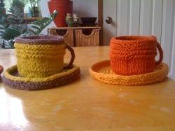 Fiesta tea cups compared