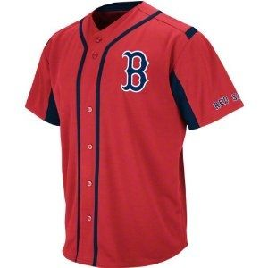 Boston Red Sox Red Wind-Up Jersey