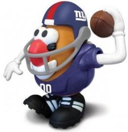 NFL New York Giants Mr. Potato Head